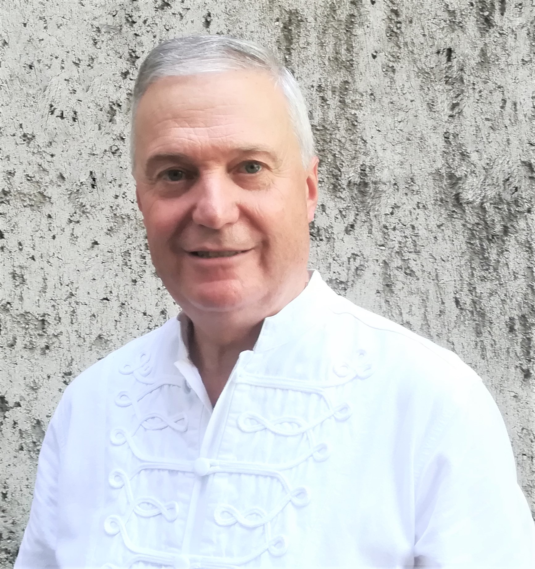A képen Dr. Nagy Sándor látható